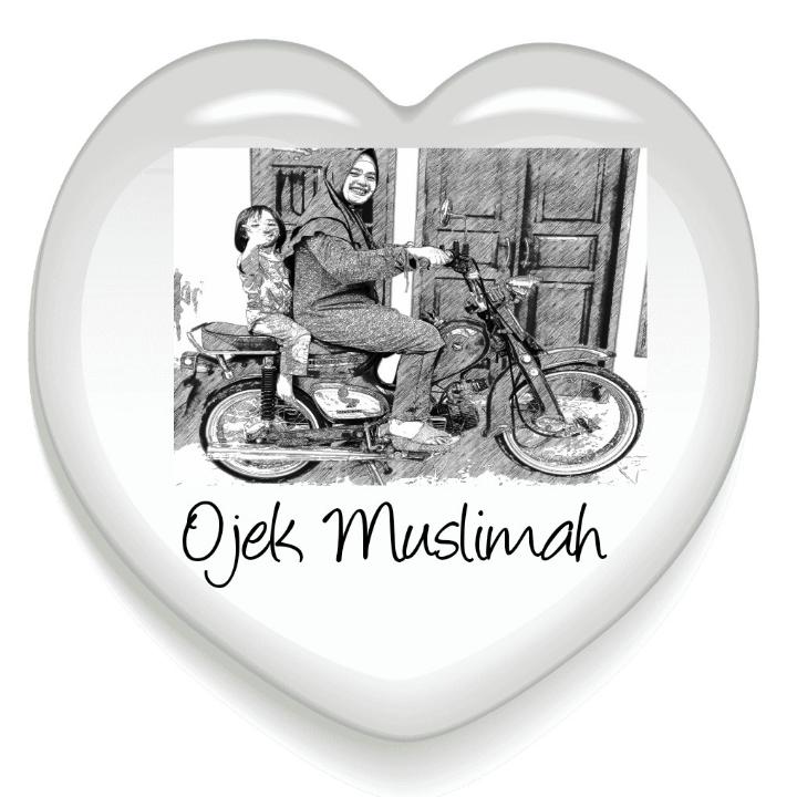 OJEK MUSLIMAH