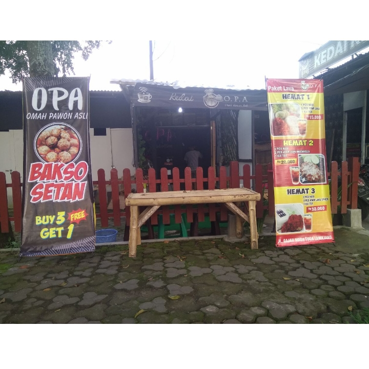 OPA Omah Pawon Asli - Lumajang
