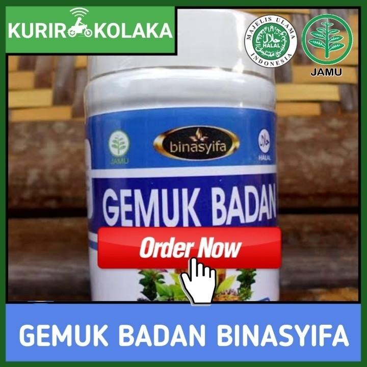 Obat Gemuk Binasyfa