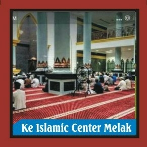 Ojek Tujuan ke Islamic Center Melak