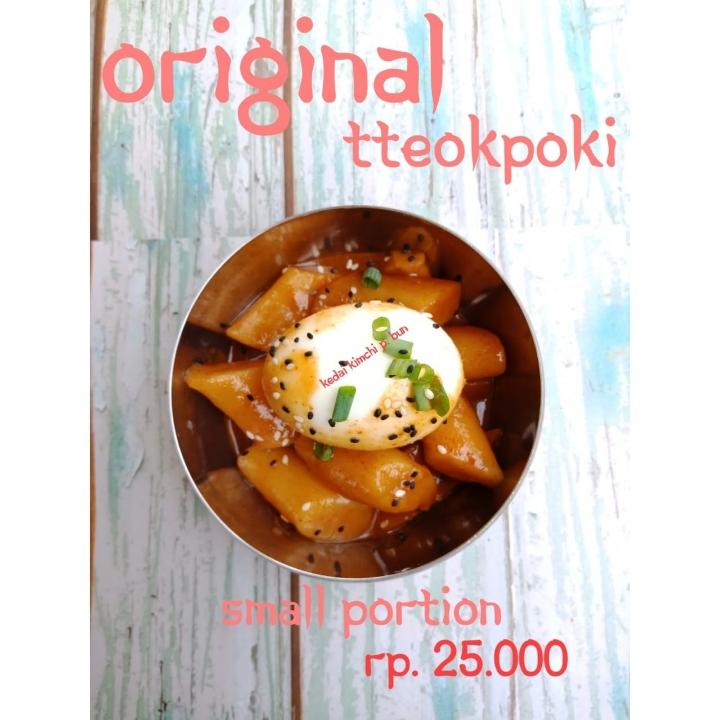 Original Tteokpoki