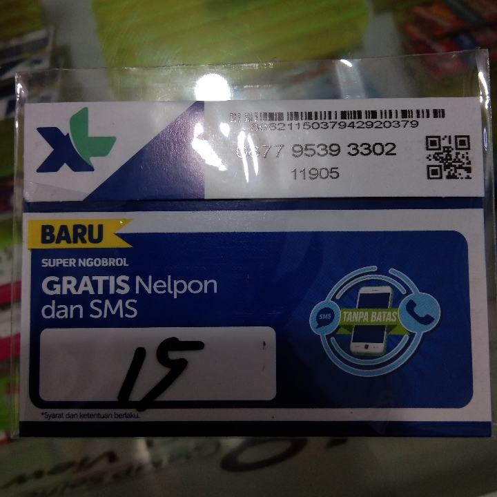 Paket Data Internet Xl 15 Gb Murah