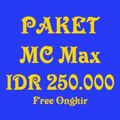 Paket MC Max