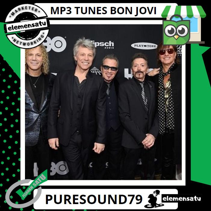 Bon Jovi Discography