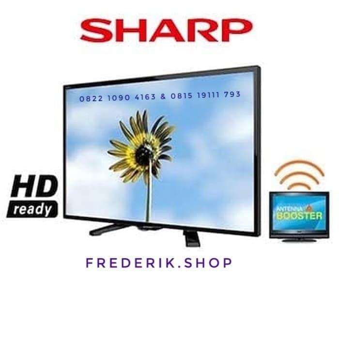 Promo Led TV Sharp 24 HD Ready HDMI RCA
