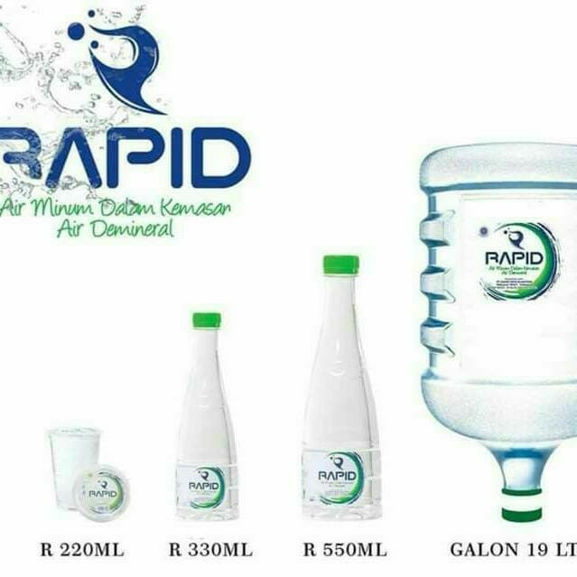 RAPID WATER 220 Ml