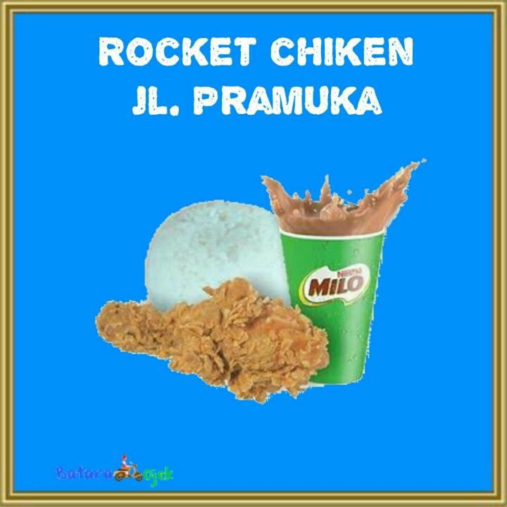 ROCKET CHICKEN Jalan Pramuka