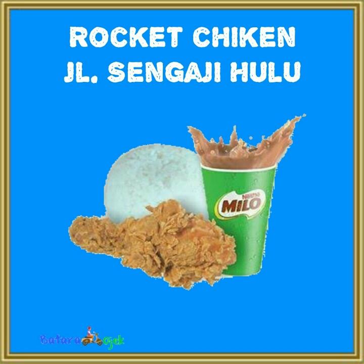 ROCKET CHICKEN Jalan Sengaji Hulu