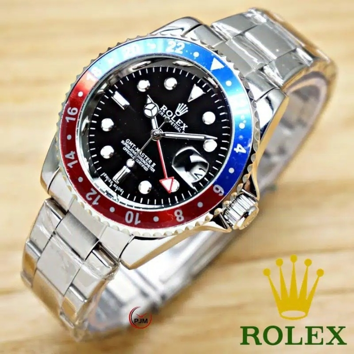 ROLEX GMT MASTER II OTOMATIC