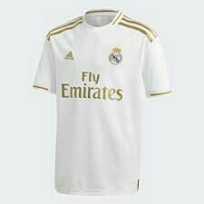 Real Madrid Jersey Home Away
