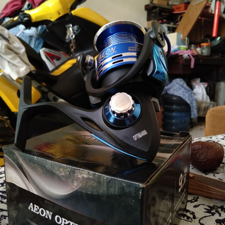 Reel Aeon Optima