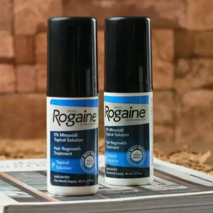 Rogaine Dan Biotin