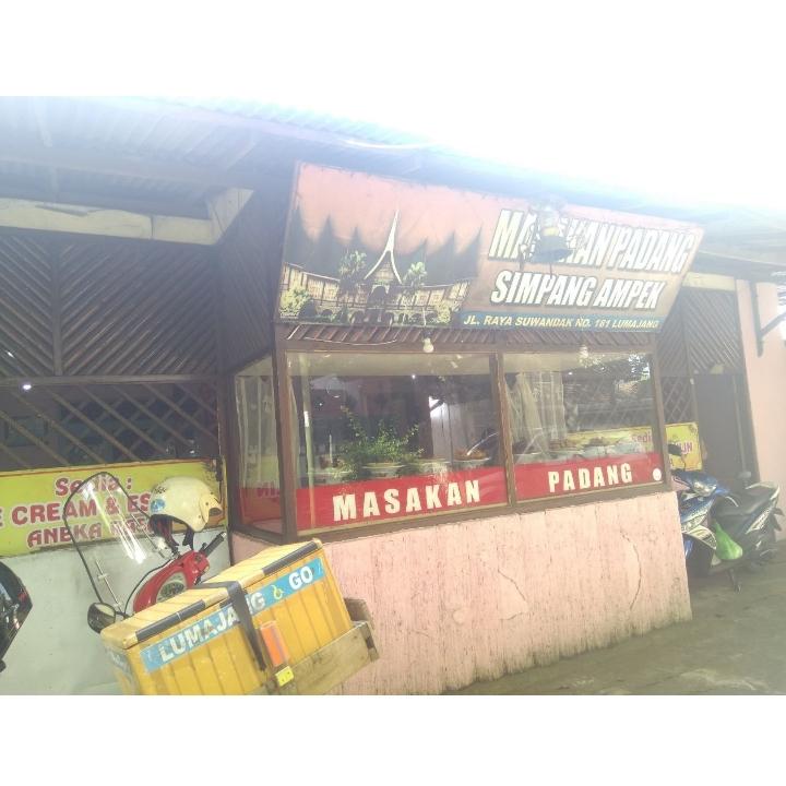 Rumah makan padang Simpang Ampek