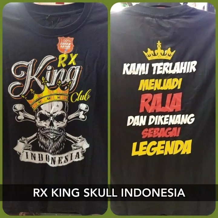 Rx King Skul Indonesia