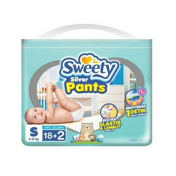 SWEETY PANTS S 18 2