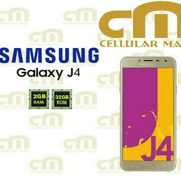 Samsung Galaxy J4 RAM 2GB ROM 32GB