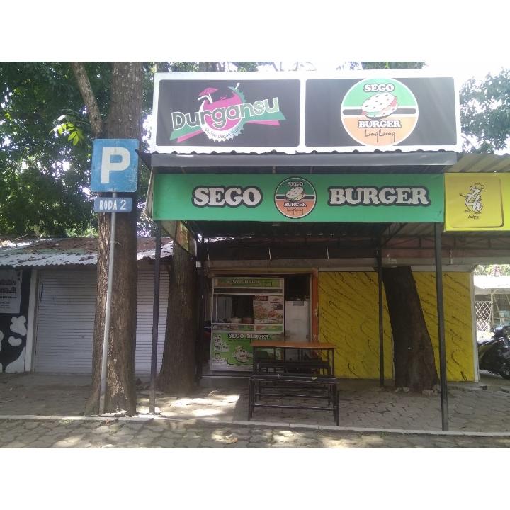 Sego Burger Linglung - Toga