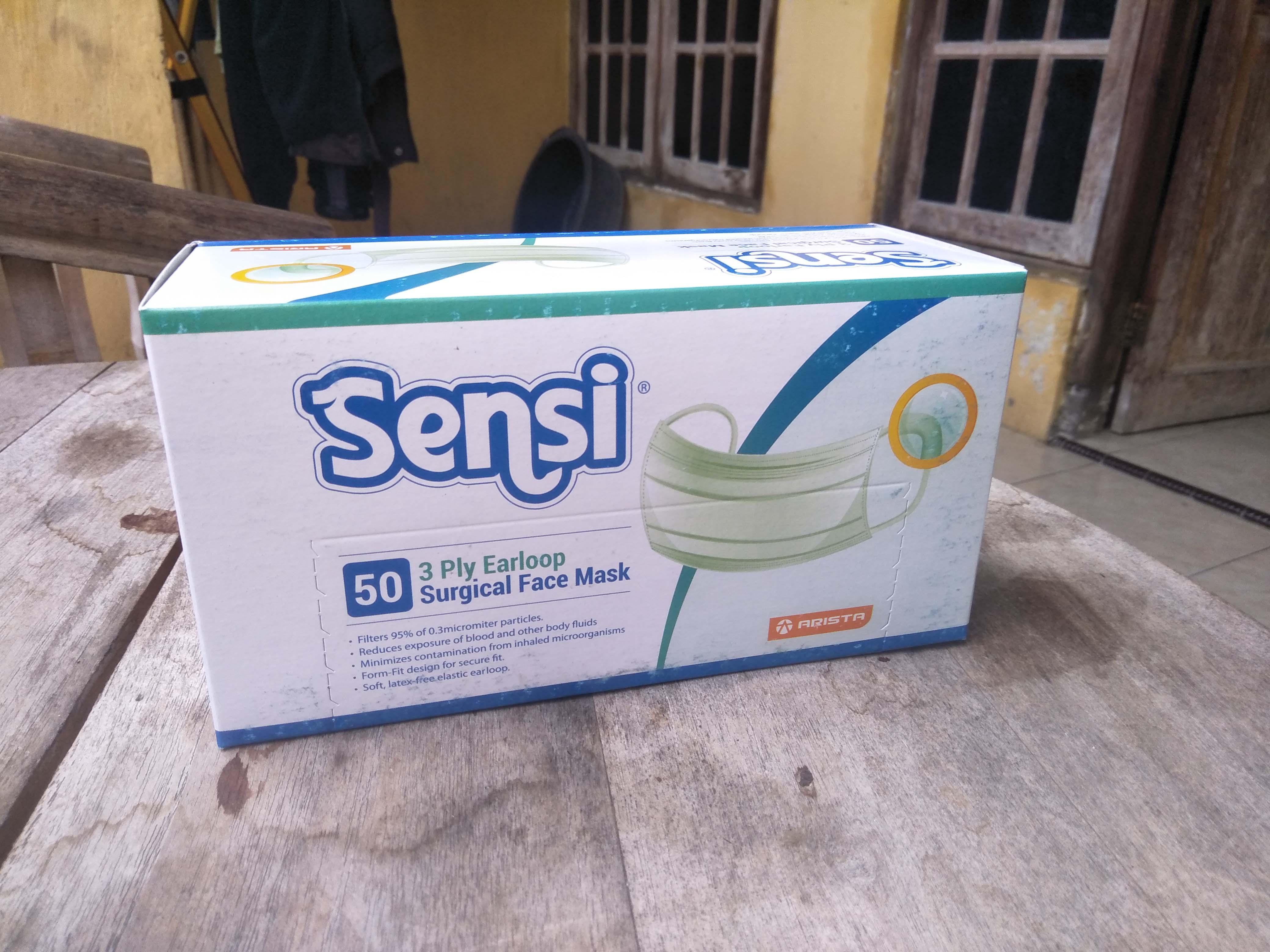 Sensi Cantol ( Hijau) @50