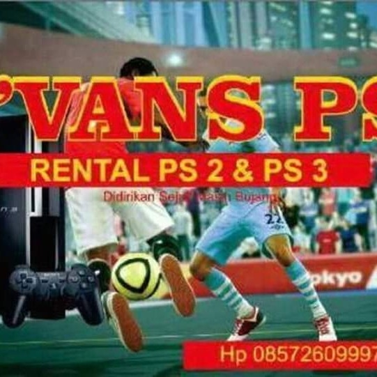 Sewa PS3 12Jam