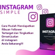Simple Instabot