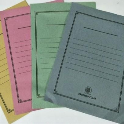Stopmap Folio AJP