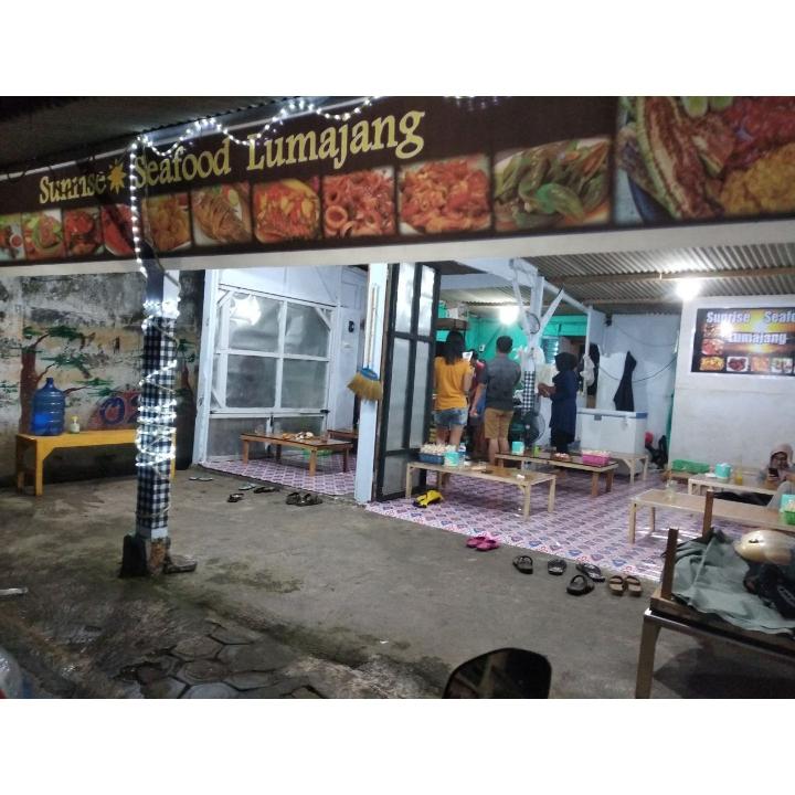 Sunrise Seafood - Lumajang