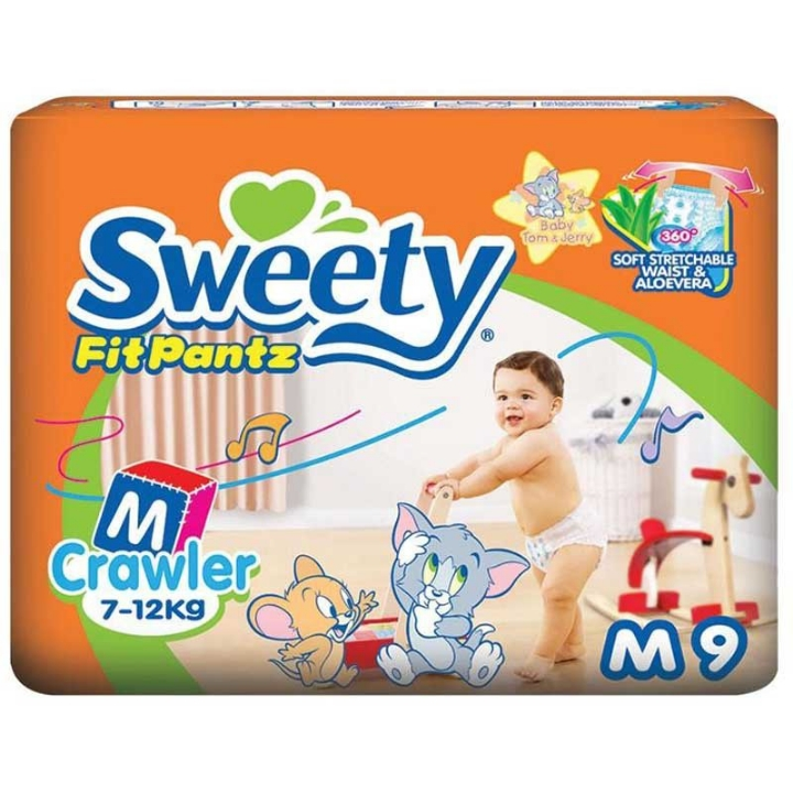 Sweety Fit Pants M-9