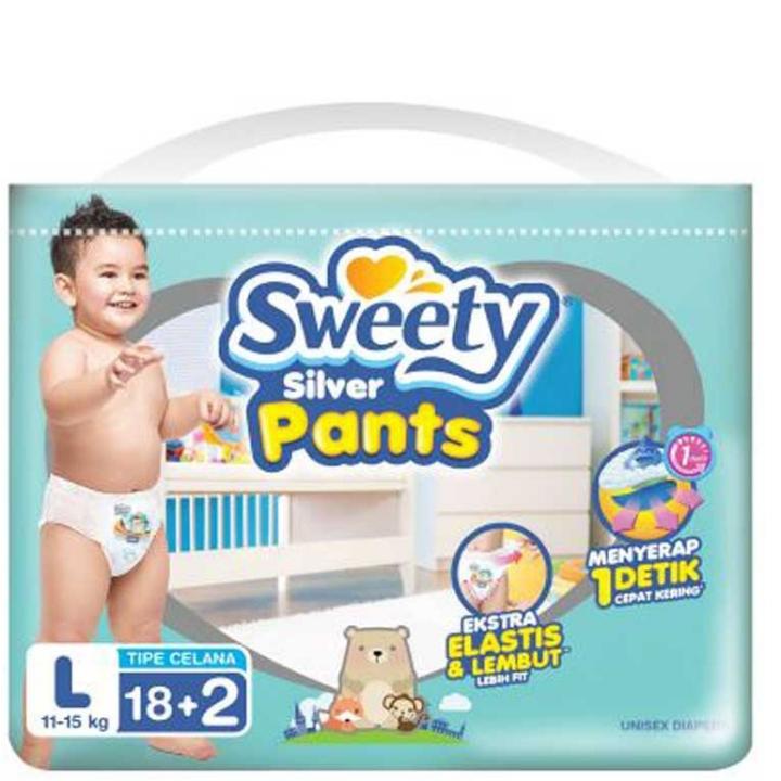 Sweety Fit Pantz L-18  2pcs
