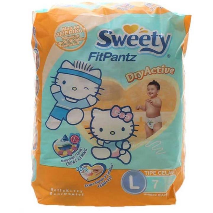 Sweety Fit Pantz L-7 1S