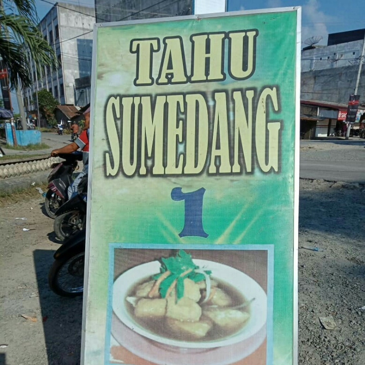 TAHU SUMEDANG