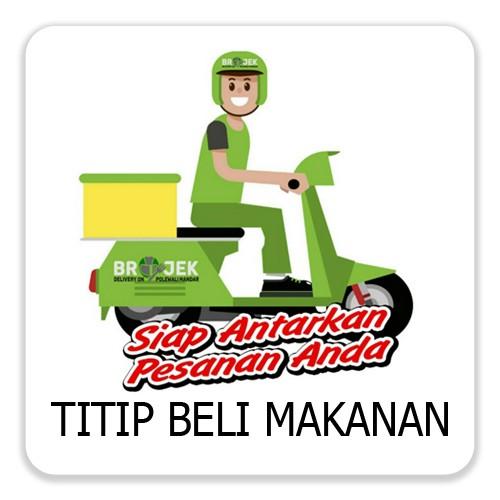 TITIP BELI MAKANAN