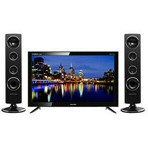 TV LED POLYTRON Cinemax  Tower Speaker 24 T 8511 24 Inch