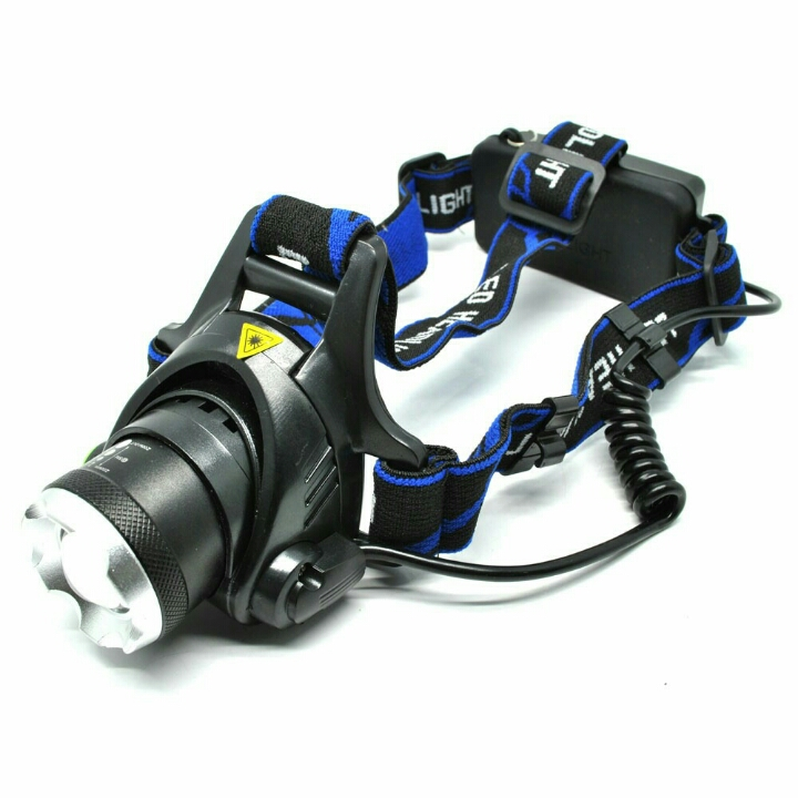 TaffLEDNB25 High Power Headlamp 1 LED D10