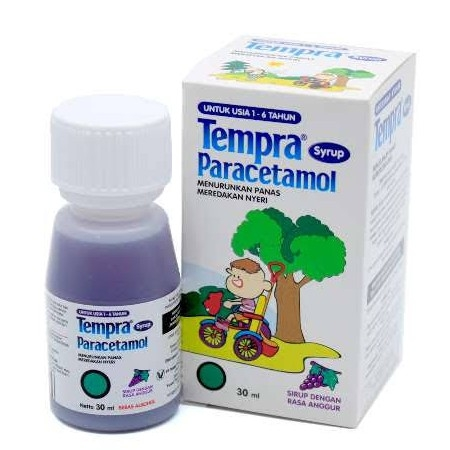 Tempra Syrup 30ml