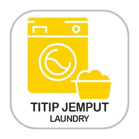 Titip Jemput Loundry