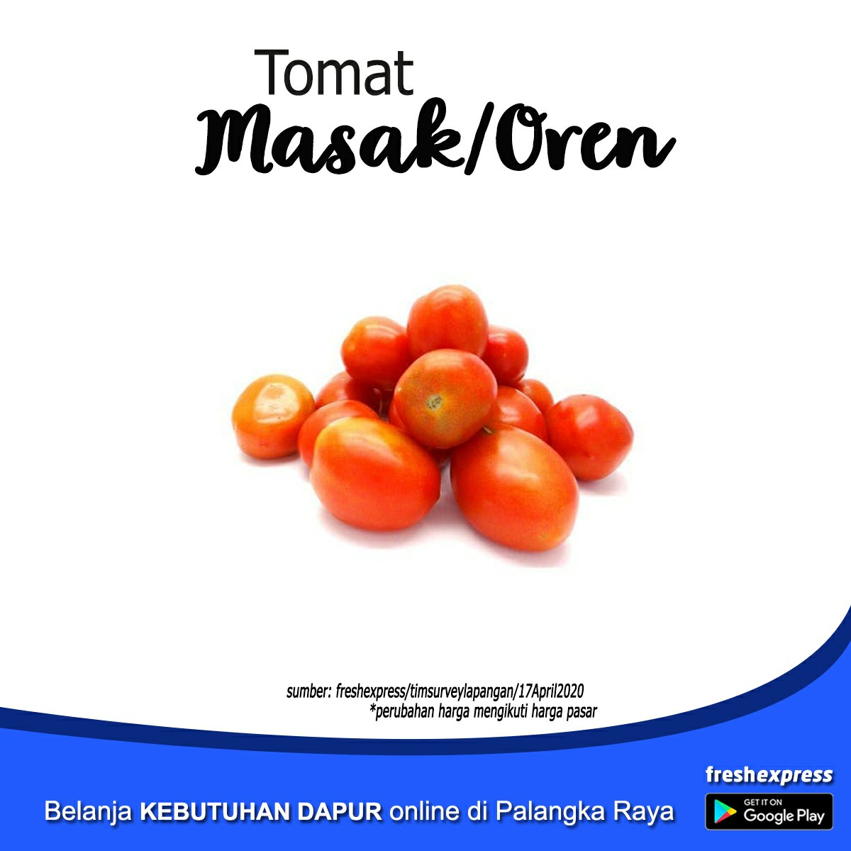 Tomat 250 Gram