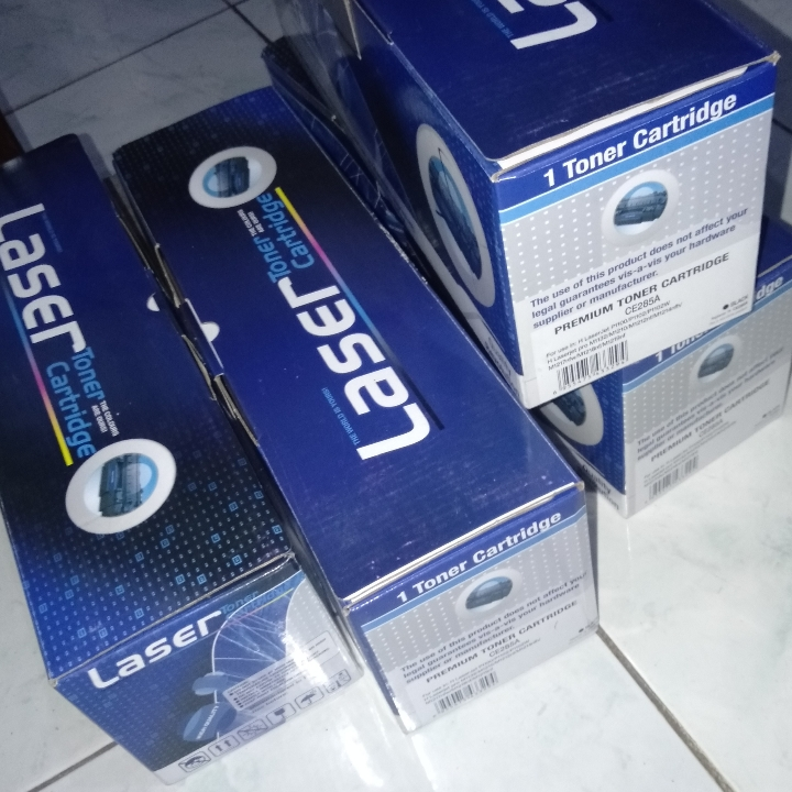 Toner Bekas Compatible 85a