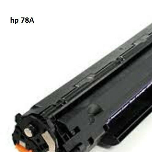 Toner Bekas Compatible Hp 78a