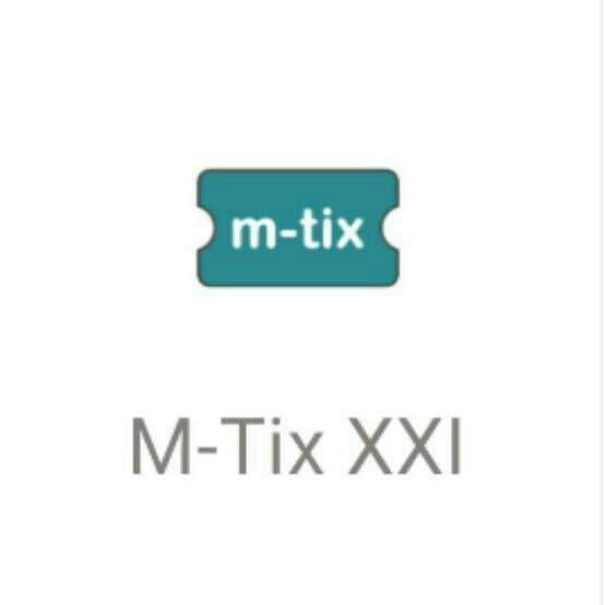 Top Up M-Tix Cinema XXI Rp 200000