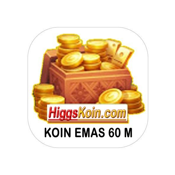 Topup Koin 60M