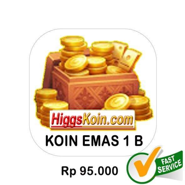 Topup koin 1B