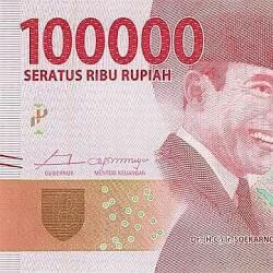 Uang Tunai 100000