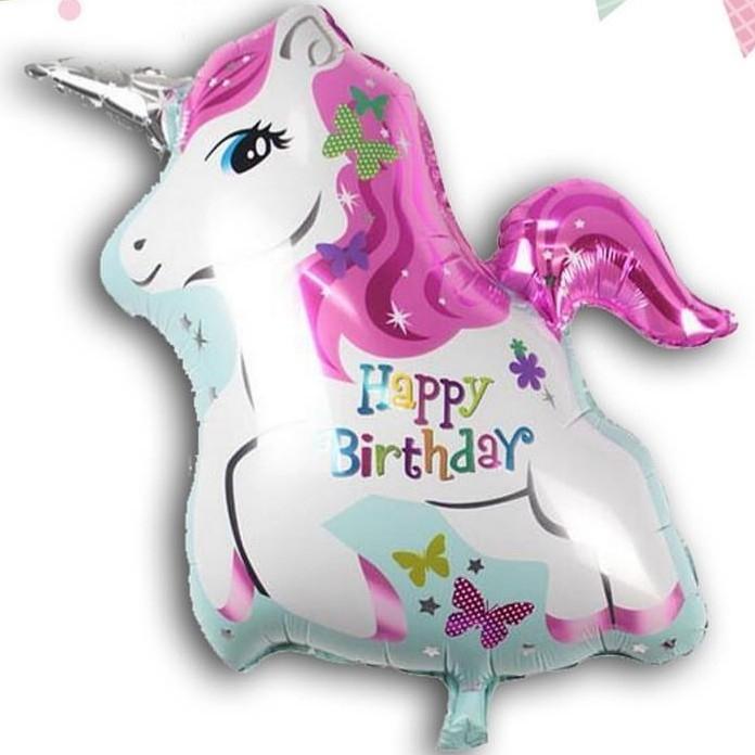 Unicorn HAPPY BIRTHDAY