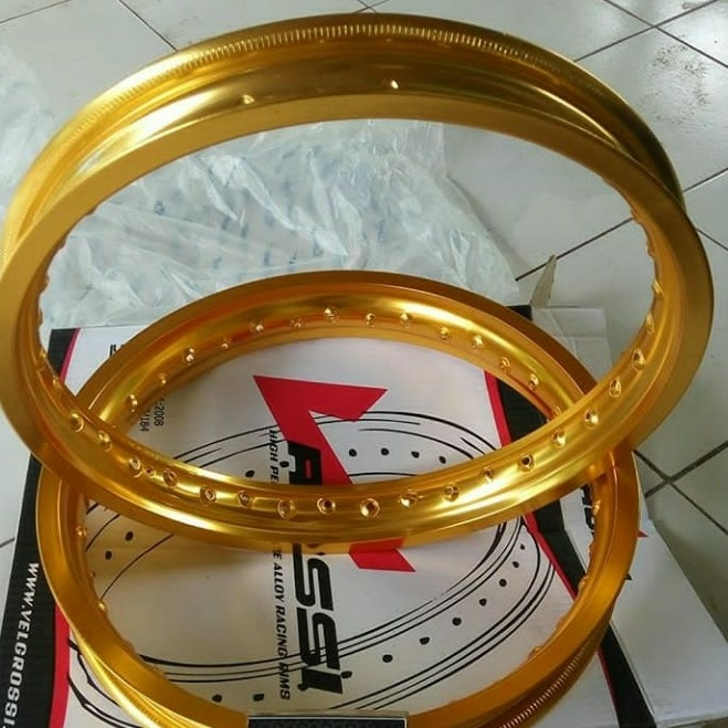 Velek  Rossi Gold UK 185-215