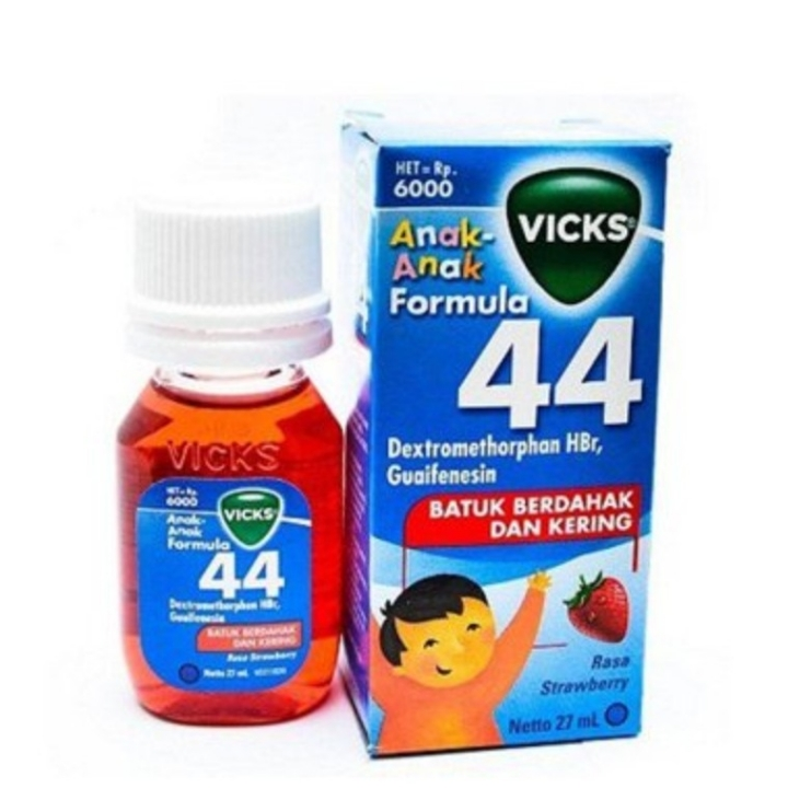 Vicks Formula 44 27ml Anak