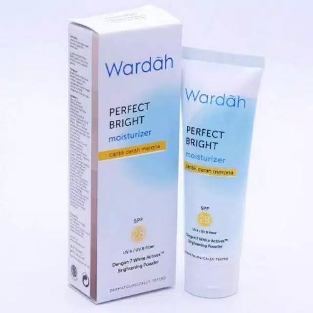 Wardah Perfect Bright Moisturizer SPF 28 20 ml
