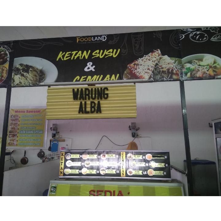 Warung Alba - Foodland