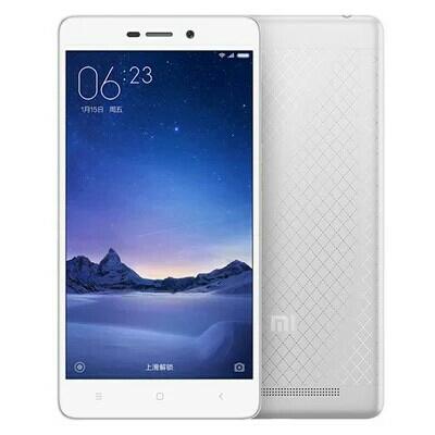 Xiaomi Redmi 3 16Gb silver - Kredit
