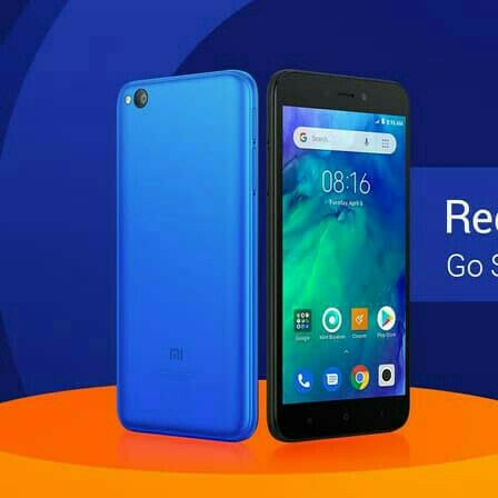 Xiaomi Redmi Go RAM 1GB ROM 8GB