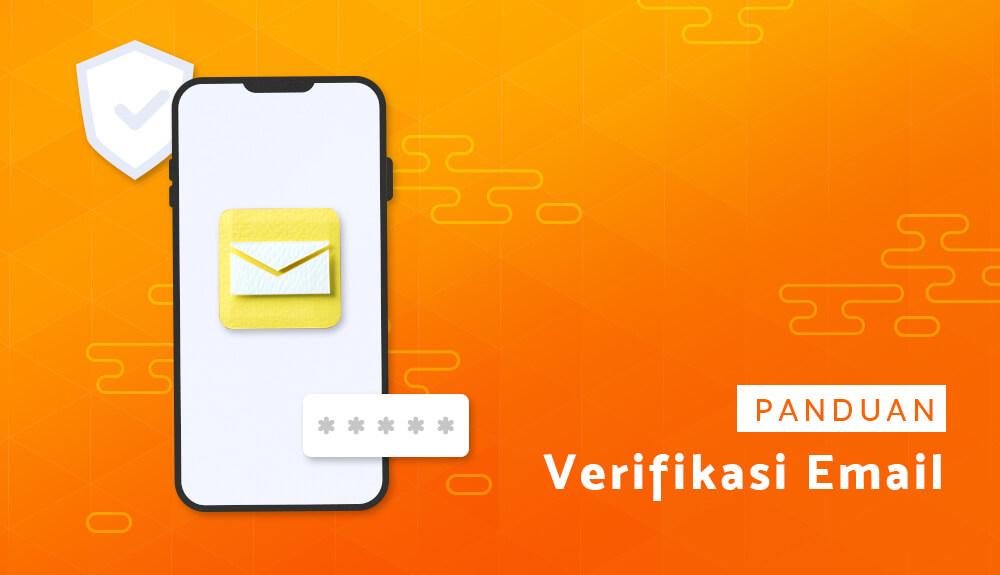 Cara Verifikasi Email